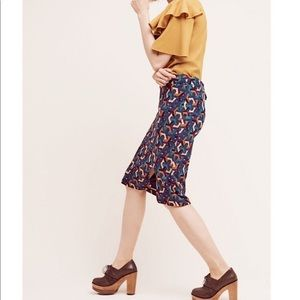 Anthropologie Maeve pencil skirt size XS